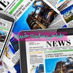 طراحی سایت خبری شامل چه قسمت هایی می شود ؟